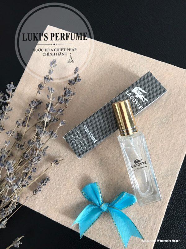 Mùi hương thì luôn gắt và nồng chứ không được nhẹ hàng romatic như dòng nước hoa của pháp.