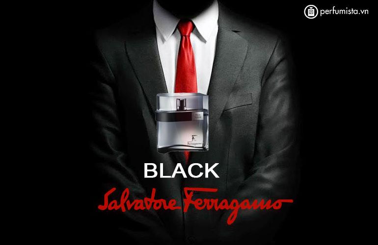 F by Ferragamo Black được ra mắt trên thị trường vào năm .