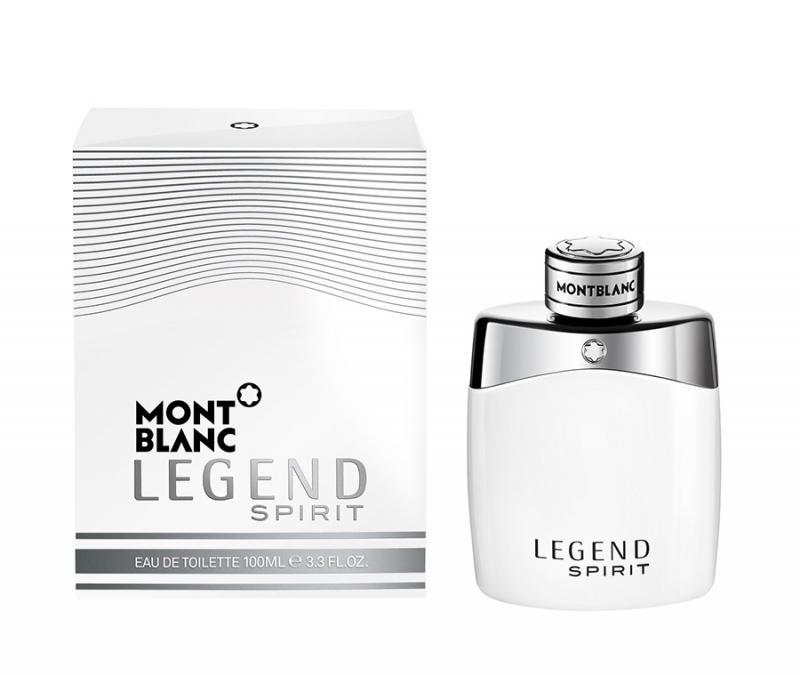 Mont Blanc Legend Spirit - dòng nước hoa nam giới làm văn phòng yêu thích