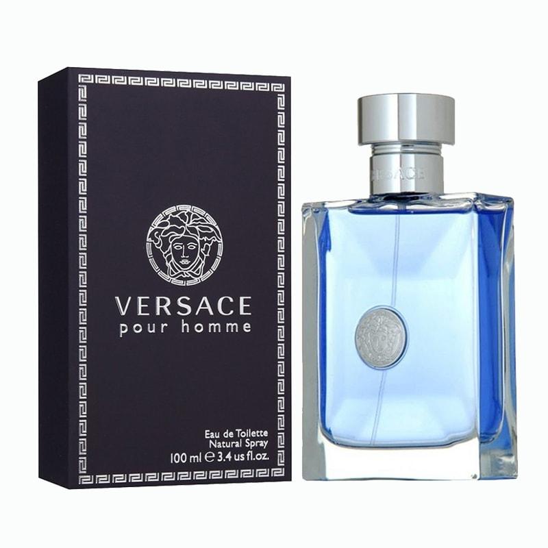 Nước hoa nam được giới văn phòng yêu thích Versace Pour Homme