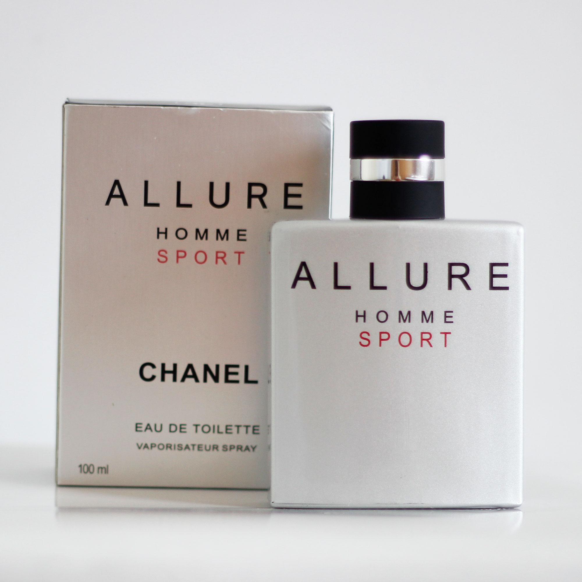 Nước hoa nam Chanel Allure Homme Sport