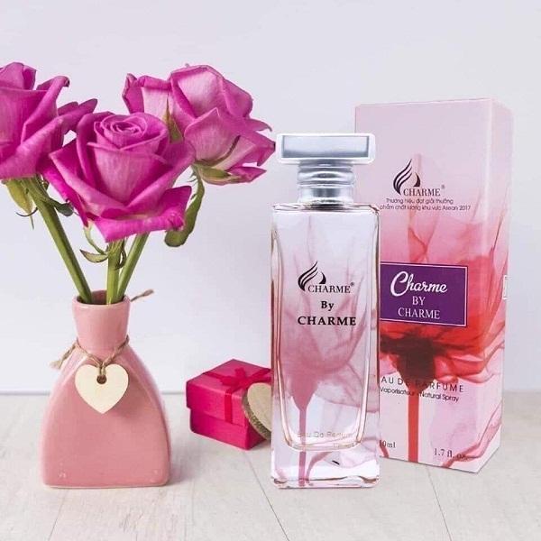 Top 5 dòng nước hoa charme ưa chuộng hiện nay