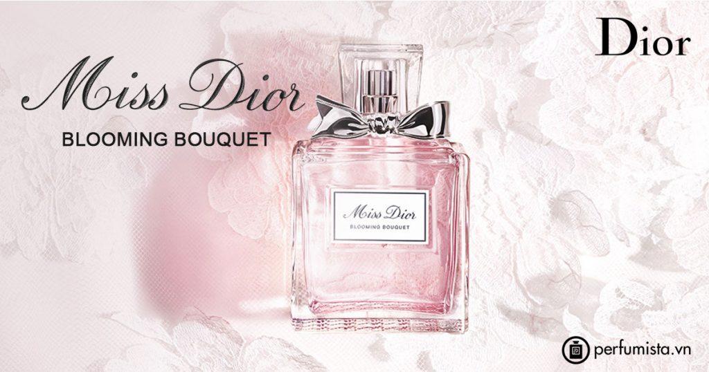 Top 3 chai nước hoa Dior nữ lôi quấn nhất hiện nay