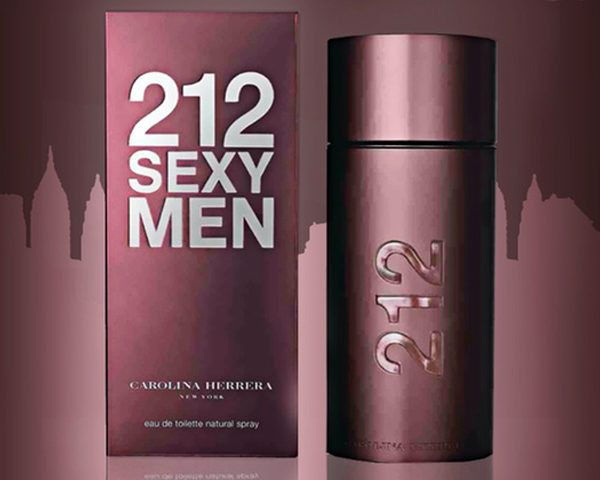 Đánh Giá Nước Hoa 212 Sexy Men Carolina Herrera dành cho nam