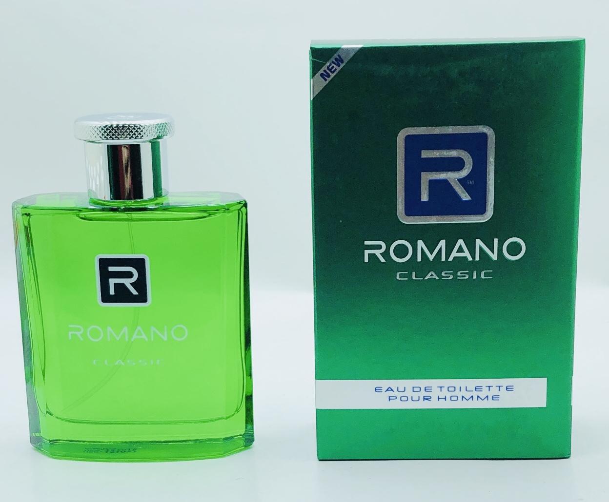 Cùng khám phá nước hoa Romano với 3 mùi hương mới hấp dẫn - 286942