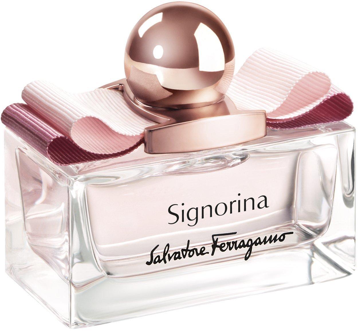 Nước hoa nữ Signorina – sức quyến rũ từ hương hoa cỏ