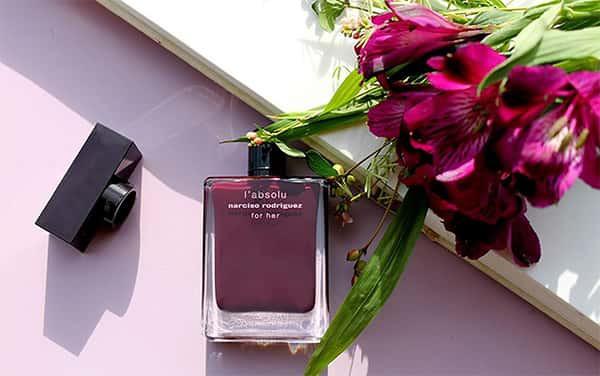 Nước hoa Narciso Rodriguez Poudree Màu Hồng Nhạt