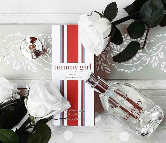 Nước hoa Tommy Girl - Thiết kế tinh tế chinh phục mọi phái đẹp