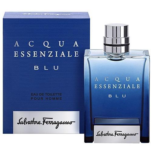 Nước Hoa Nam Salvatore Ferragamo Acqua Essenziale Blu Pour Homme EDT 100ml