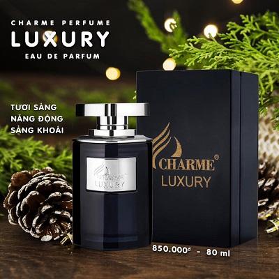 Nước hoa Charme nam Luxury