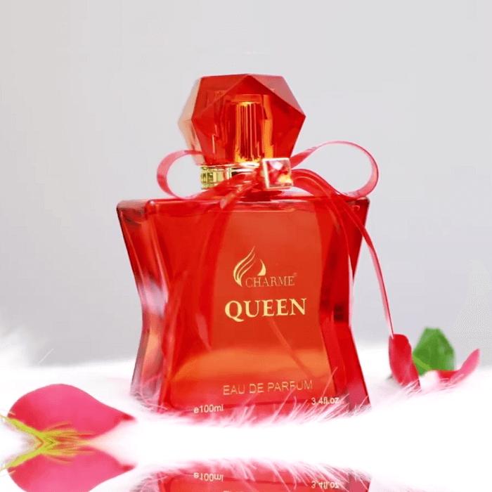 Nước hoa Charme Queen chính hãng lưu hương tới 12h